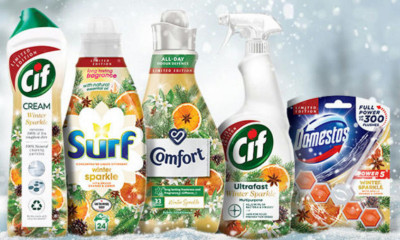 Free Unilever Cleaning Bundle *ENDS SOON*