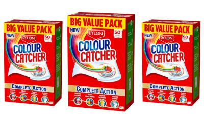 Free Dylon Colour Catcher Sheets
