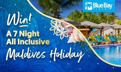 Win A 5* All-Inclusive Maldives Holiday