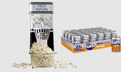Free Popcorn Maker