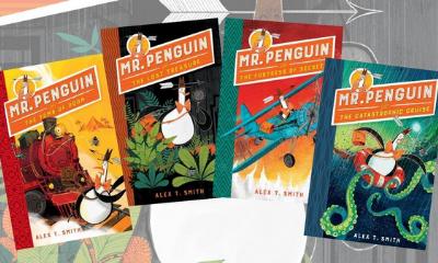 Win a Mr Penguin Book Bundle