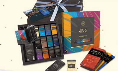 Win a Green & Black's Chocolate Collection (worth £25)