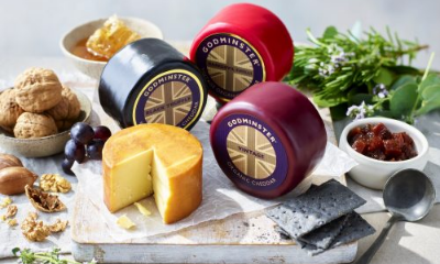 Win a Cheese Board from Godminster