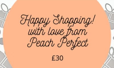 Win £30 to Spend on Kids Stuff from Peach Perfect