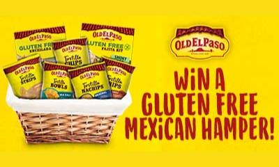 Win a Gluten Free Mexican Hamper