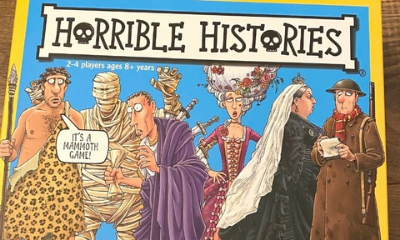 Win a Horrible Histories Board Game