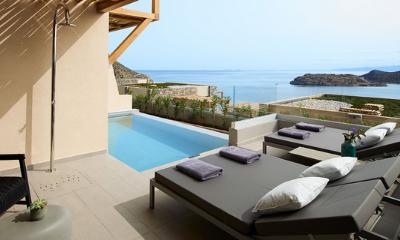 Win a £3,000 Break in Crete