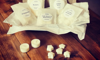 Win a Candle Gift Set from Lumos Apothecary