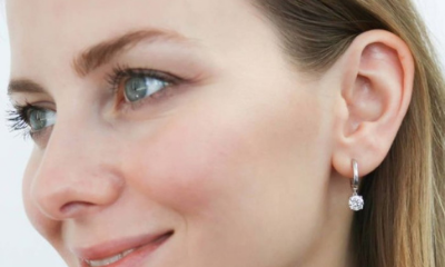 Free Swarovski Earrings (Worth £50)