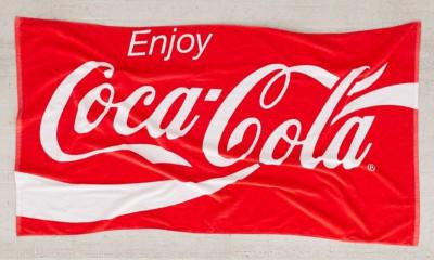 Free Coca-Cola Beach Towel