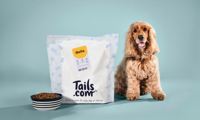 Free 1 Month Supply of Dog Food Worth Up to £54
