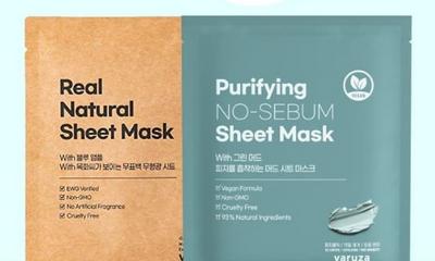 Free Sheet Face Mask