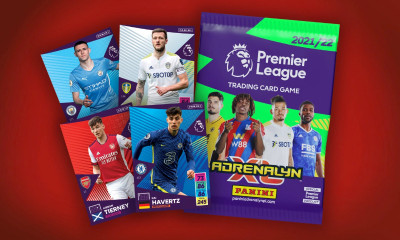 Free Premier League Trading Cards