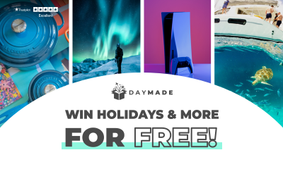 Win a Holiday of Your Choice Worth £2,500