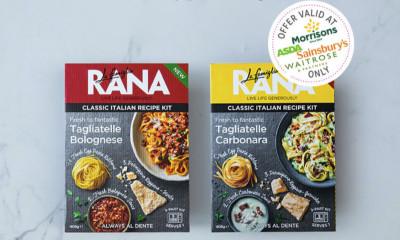 Free La Famiglia Rana Pasta Kits