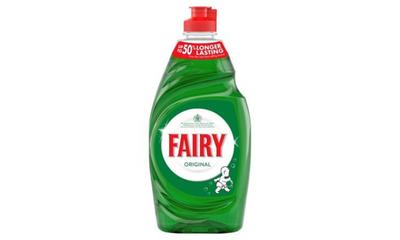 Free Fairy Liquid