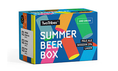 Win 20 Cases of Beer From AND UNION