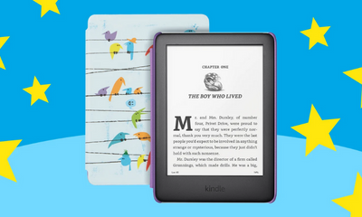 Win a Kindle Kids & a Book Token Worth £100