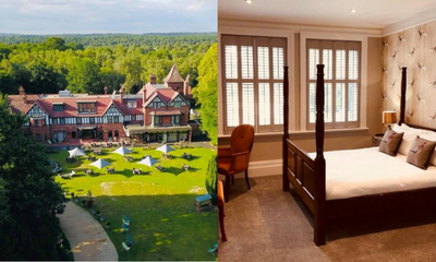 Win a Stay at Forest Park Hotel & Inn