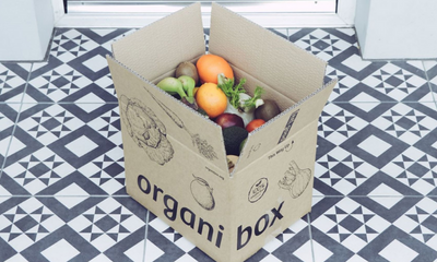 Win a 3-Month Supply of Fruit & Veg Boxes