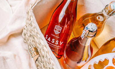 Win Three Cases of Cider from SASSY