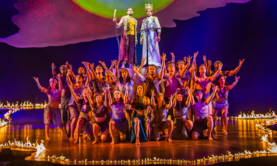Win Tickets for The Prince of Egypt