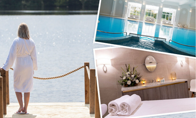 Win a Stay at a Champneys Resort