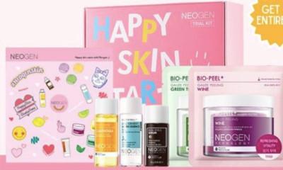 Free Skincare Bundle