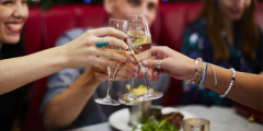 Christmas: Book Now for Free Prosecco