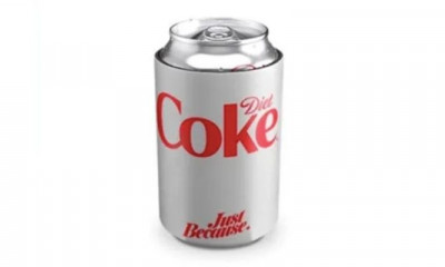 Free Coca-Cola Can Cooling Sleeves