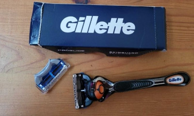 Free Gillette Razor