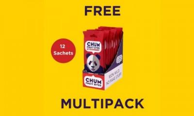 Free Chum Fruit Bites
