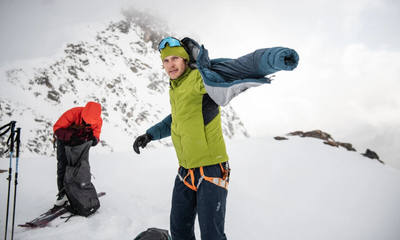 Win an Insulated Jacket