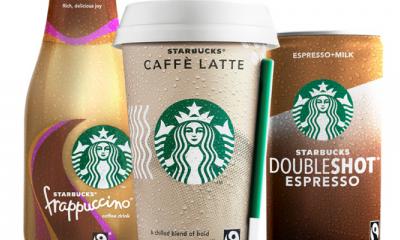 Free Starbucks Chilled Coffee