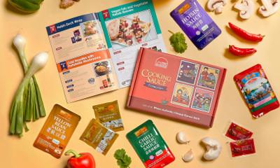 Free Lee Kum Kee Sample Box Full of Sauces