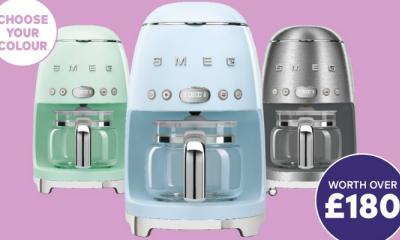 Win a Coffee Machine