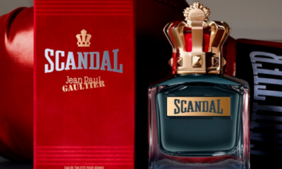 Free Jean Paul Gaultier Aftershave