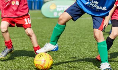 Free Kids Football Boots