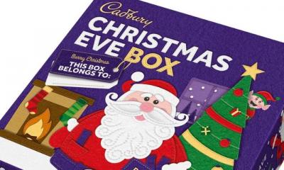 Win a Cadbury Christmas Eve Gift Box