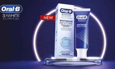Free Oral-B Toothpaste