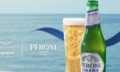 Free Peroni Bottle Opener