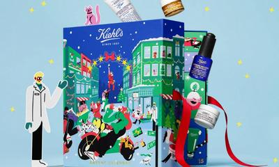 Win a Kiehl's Advent Calendar
