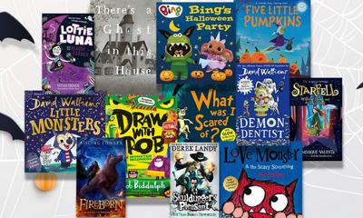Win Kids Halloween Books (worth over £100)