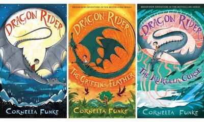 Win the Dragon Rider Kids Book Series