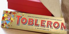 Free Toblerone (Personalised!)
