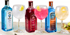 Free Bombay Sapphire Gin - 20,000 Available