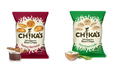 Free Crisps from CHIKA'S