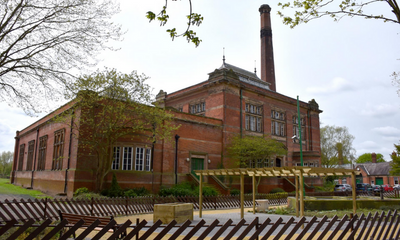Abbey Pumping Station | Leicester, Leicestershire