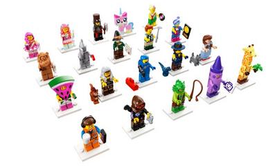 Free LEGO Minifigure