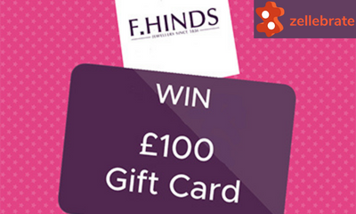 Win £100 Worth of Jewellery with zellebrate